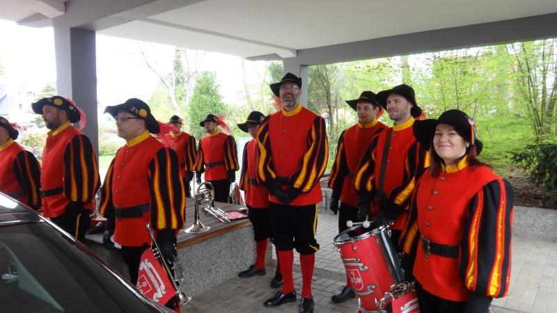 FZ Rielasingen-Arlen....neue Uniform offiziell vorgestellt.....