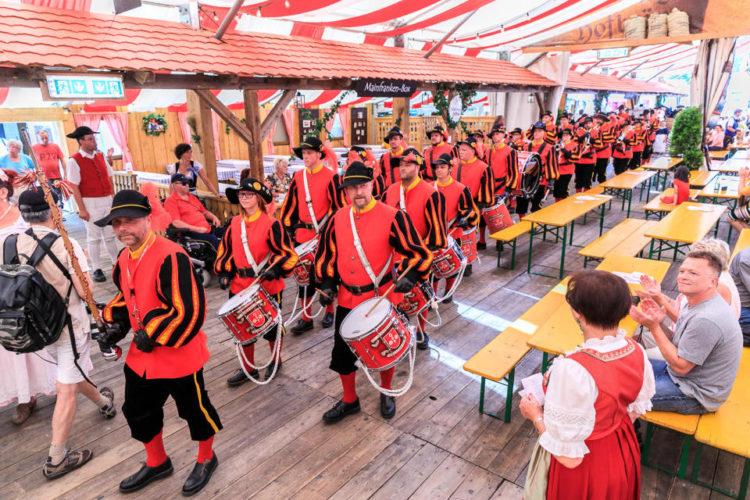 07.07 - 09.07.2017 Dienstreise Würzburg